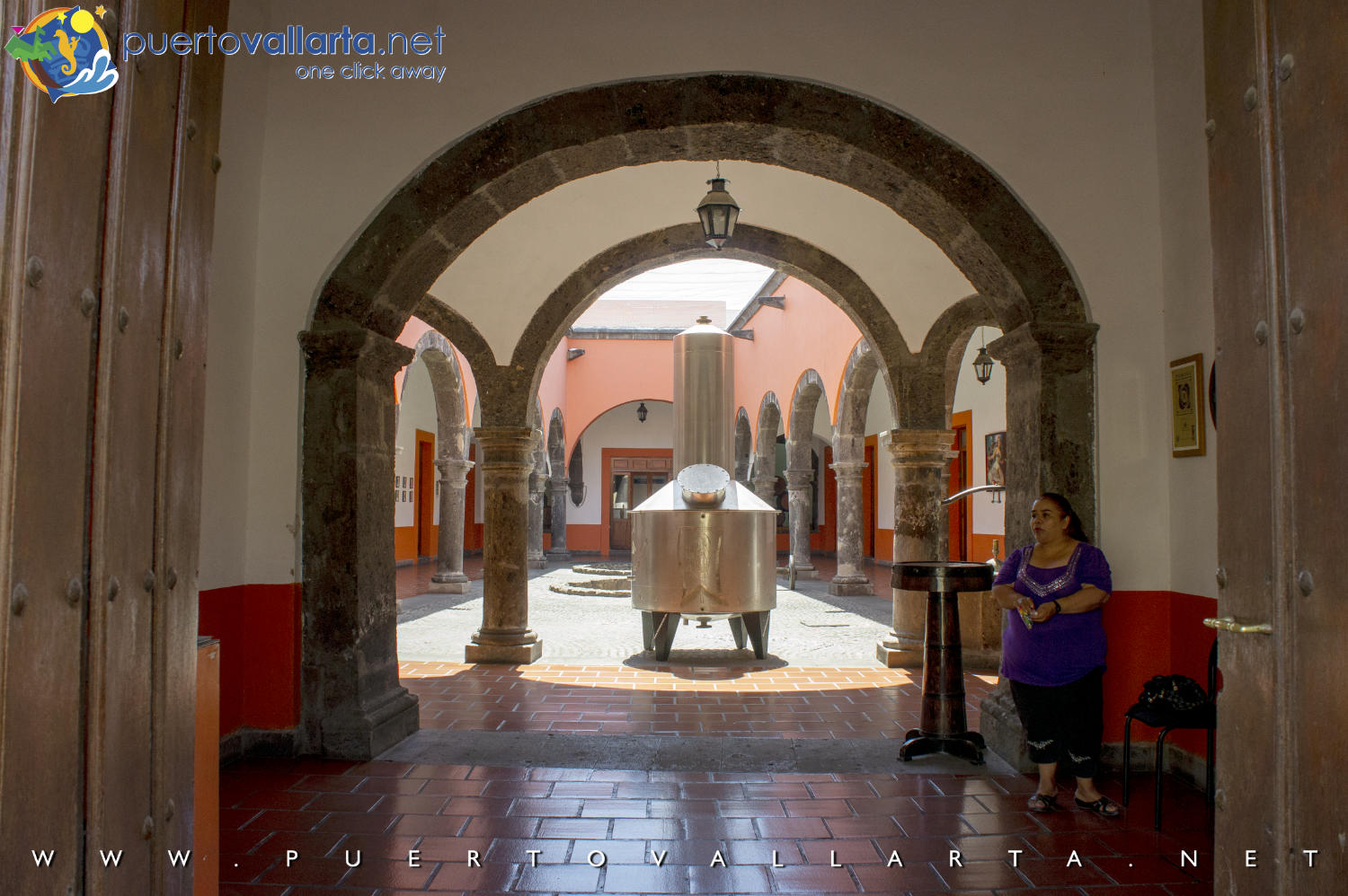 Interior Tequila Museum (Museo del Tequila)