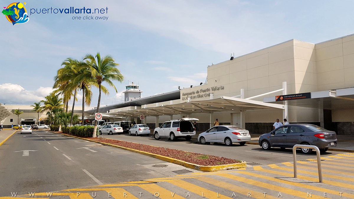 Puerto Vallarta International Airport (PVR), Jalisco, Mexico