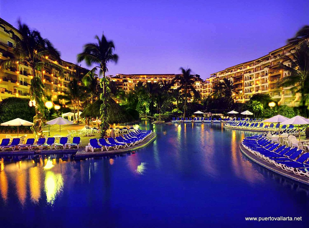 Velas Vallarta Hotel Resort, Puerto Vallarta, Jalisco, Mexico