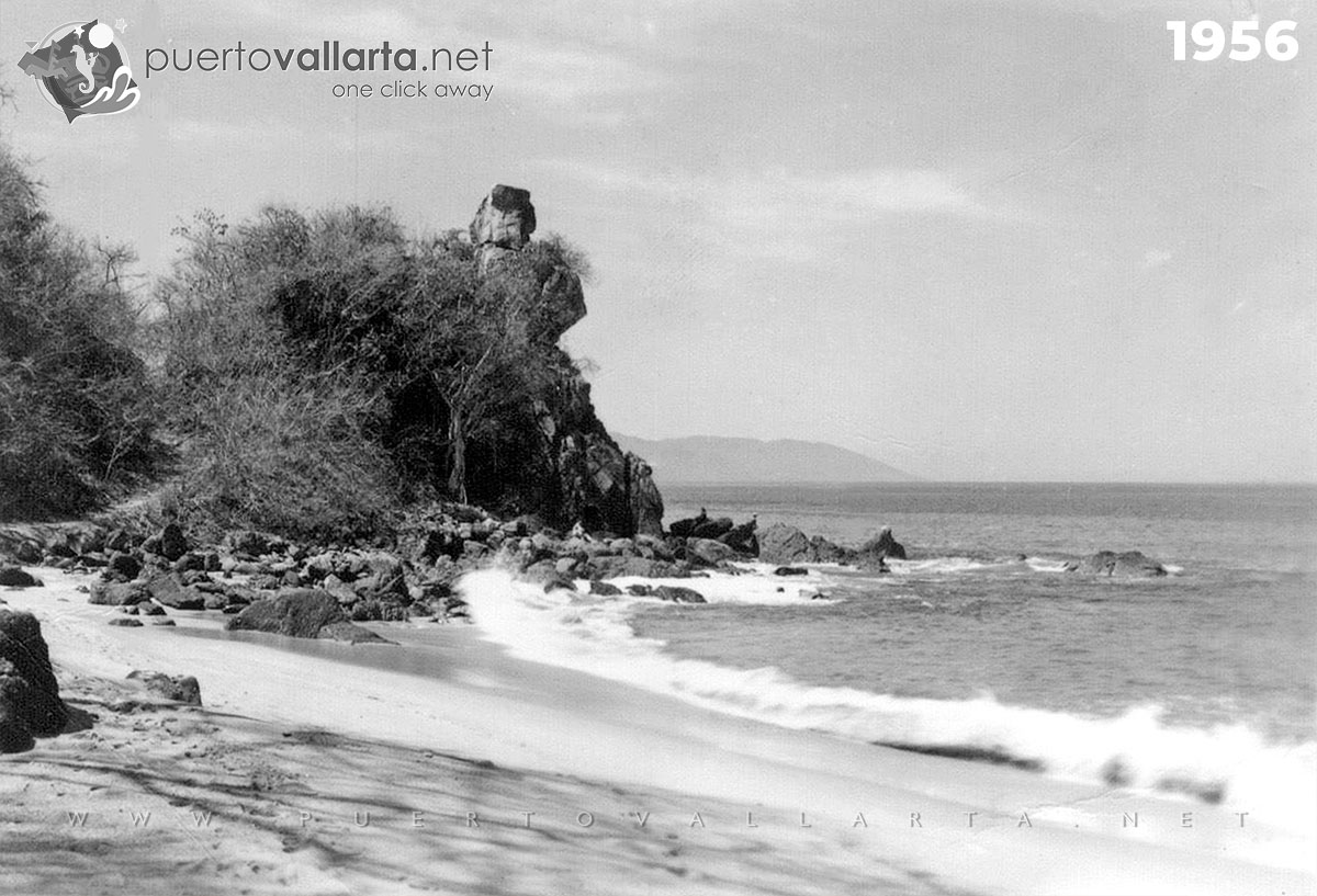 El Púlpito (The Pulpit), Los Muertos Beach, Romantic Zone, Puerto Vallarta
