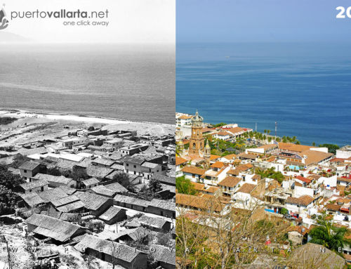Puerto Vallarta Before and After