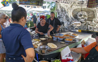 Great Mexican Food at Old Town Farmers Market Romantic Zone Puerto Vallarta
