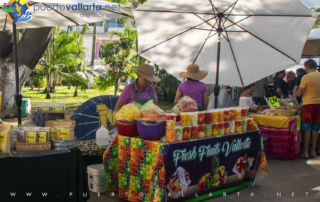 Fresh Fruit Old Town Farmers Market Romantic Zone Puerto Vallarta