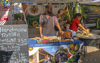 Tortillas Old Town Farmers Market Romantic Zone Puerto Vallarta