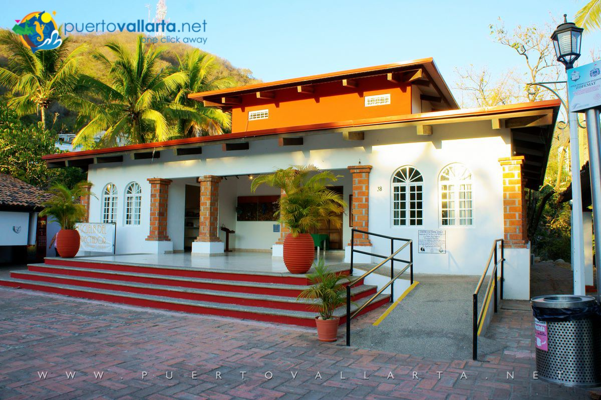 Cuale Cultural Center, Cuale River Island, Downtown Puerto Vallarta