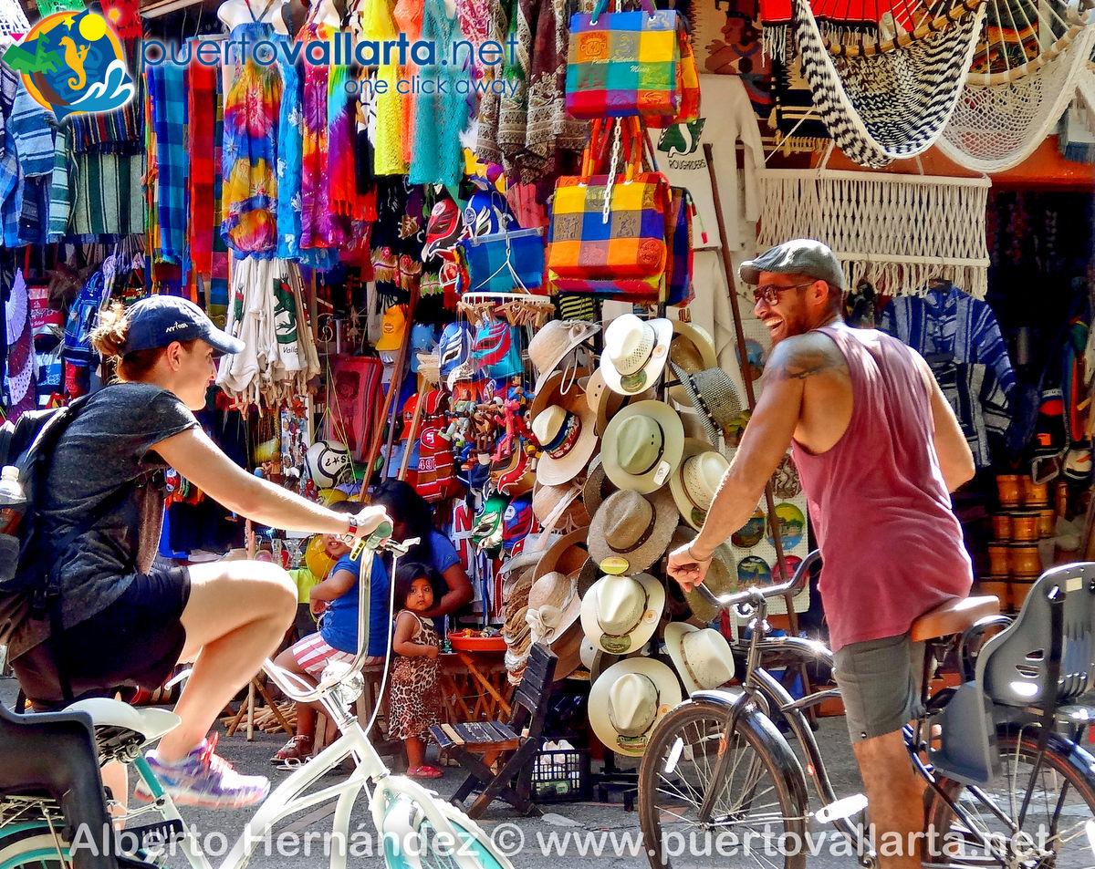 Cuale River Island Flea Market, Downtown Puerto Vallarta